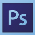 Photoshop courses logo