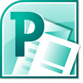 Microsoft Publisher courses logo